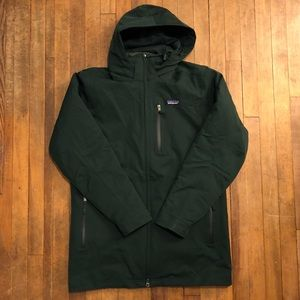 Patagonia Men's 3-in-1 Tres Parka (Dark Green)